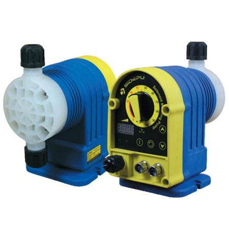 SDP-E系列电磁隔膜计量泵